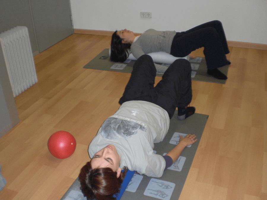 Clases de Pilates Embarazadas Sant Andreu