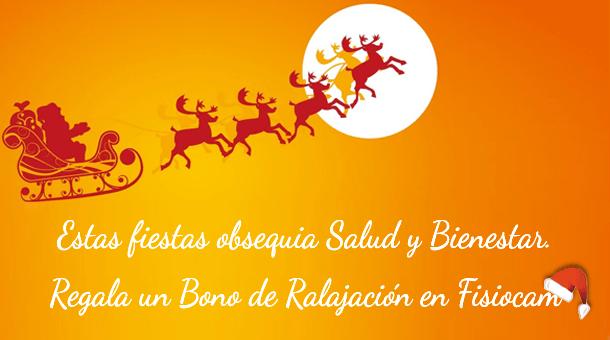 Regala Salud y Bienestar. Regala un Bono Fisiocam